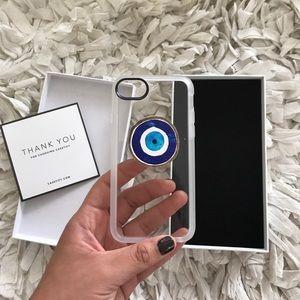 Casetify custom evil eye iPhone 7/7s case